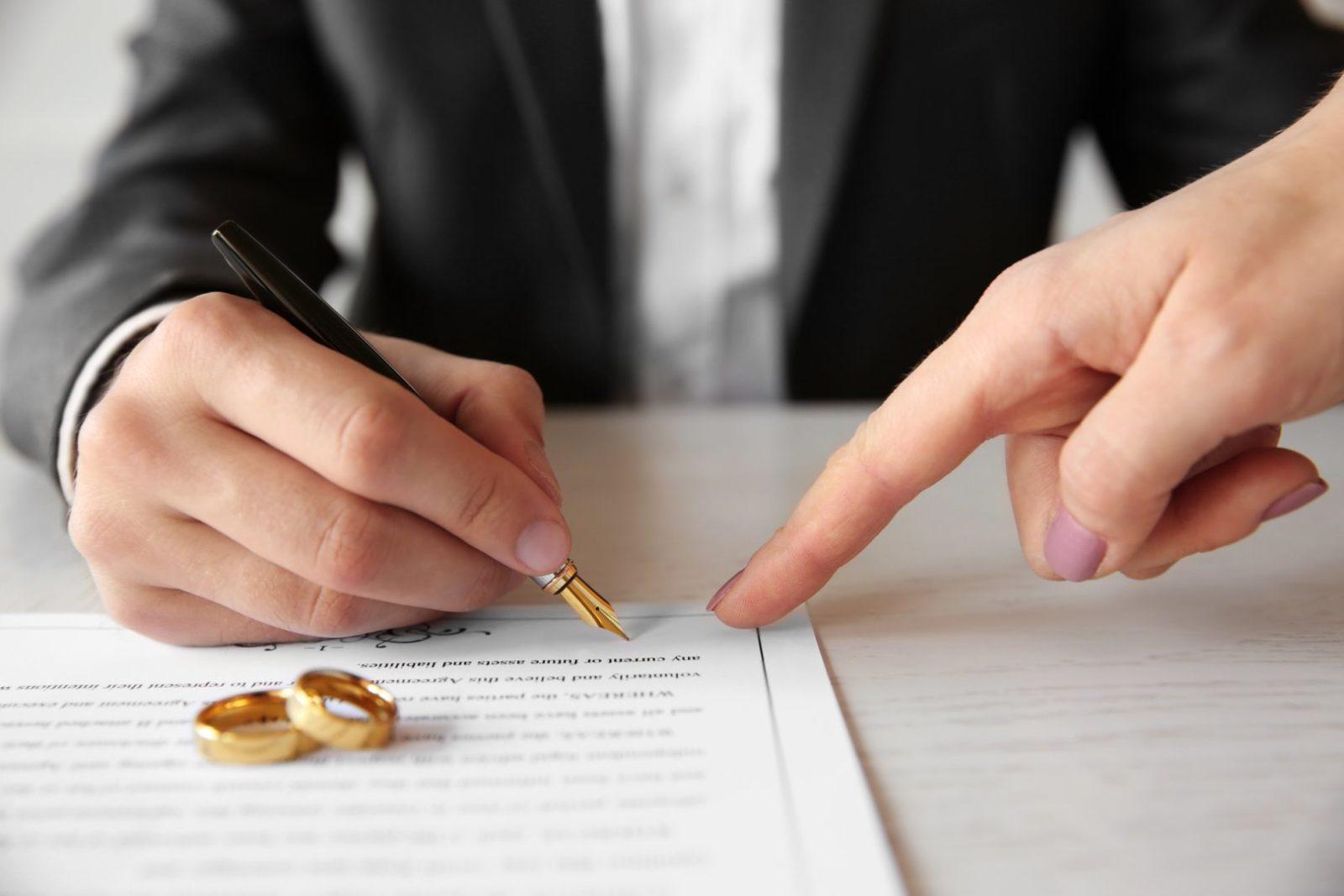 Брачный договор: что нужно знать
