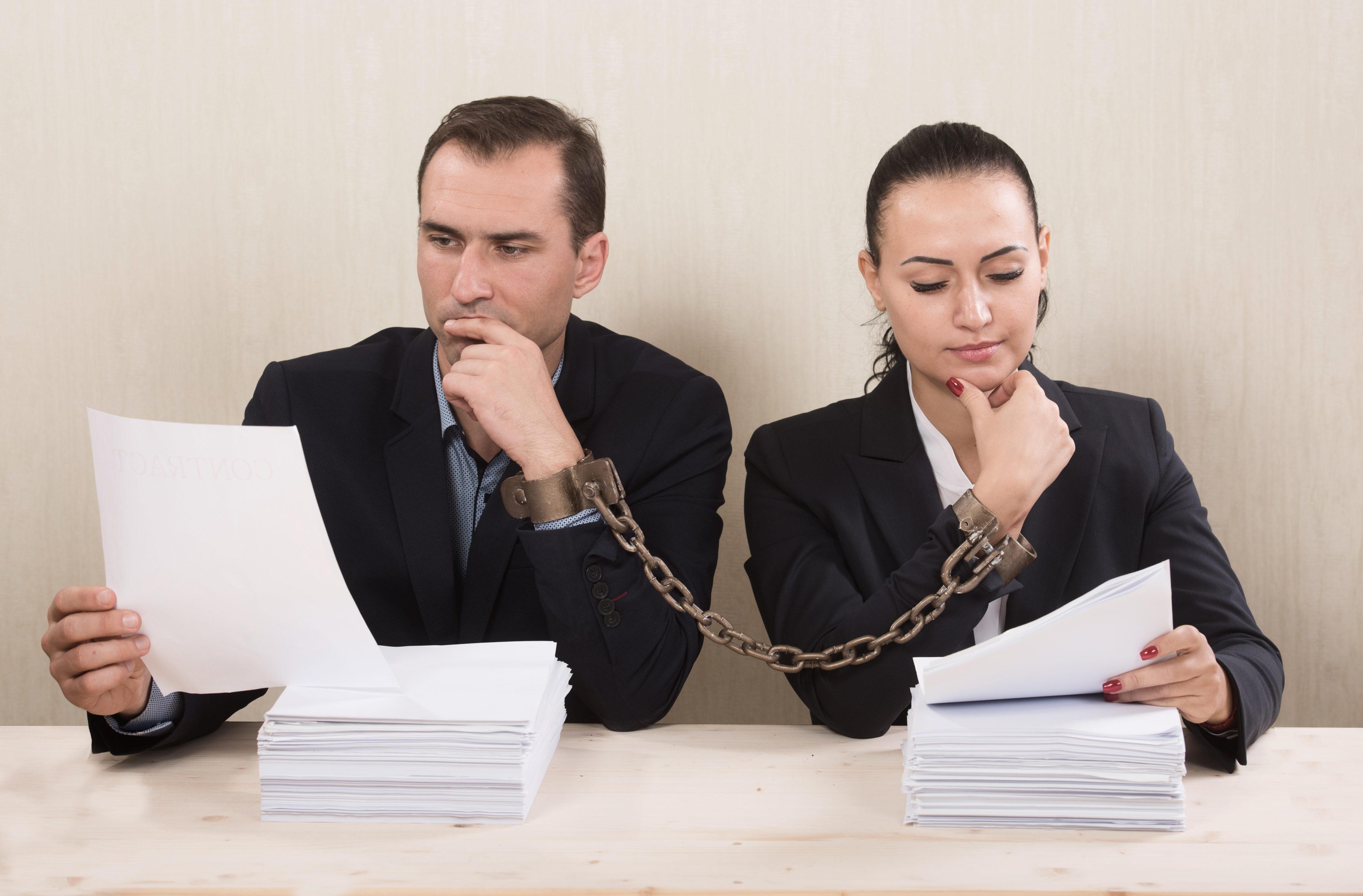 Как при разводе делятся кредиты