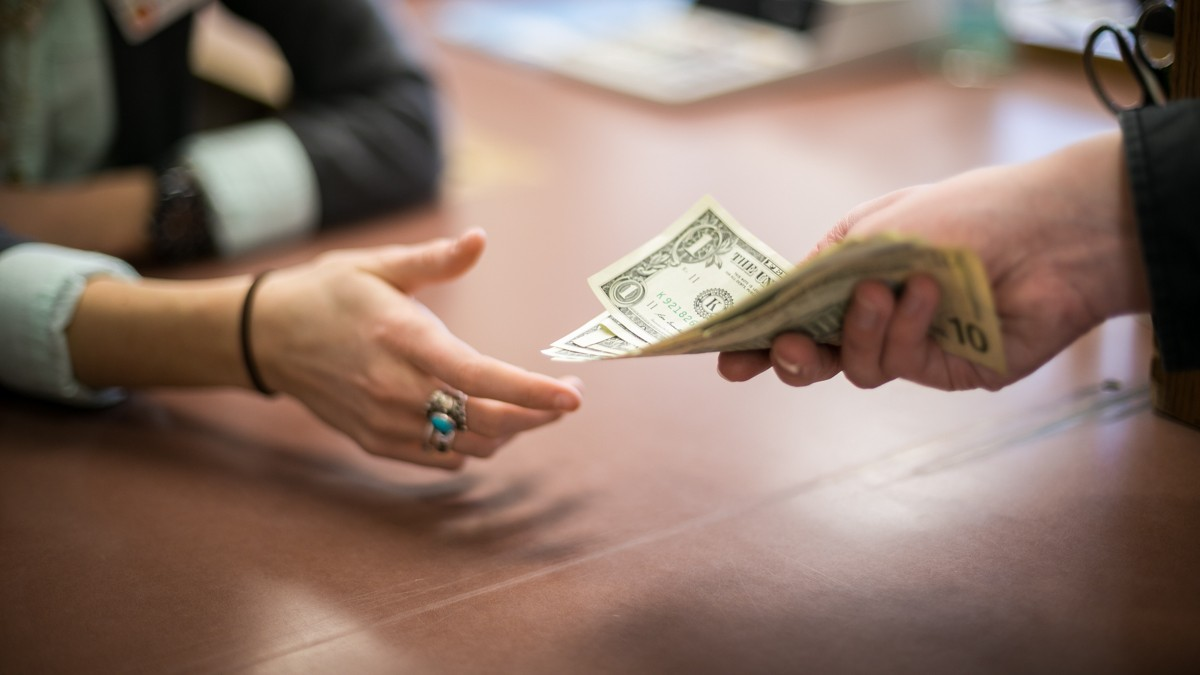 Наследование невыплаченных сумм