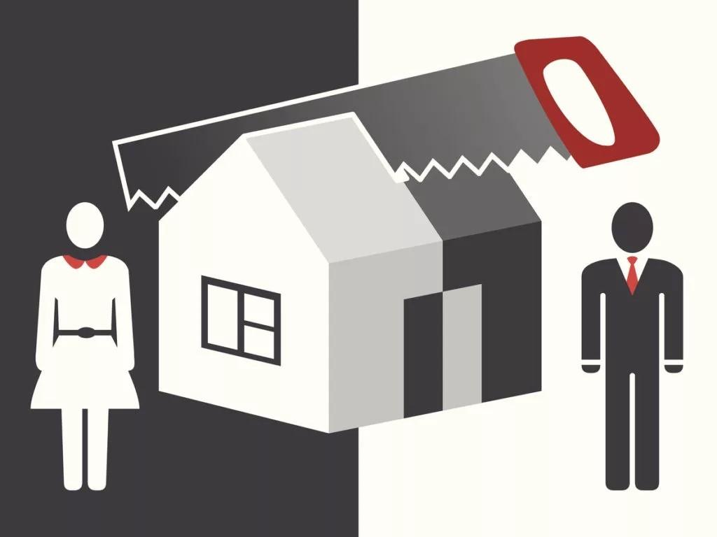 Раздел квартиры при разводе: разные ситуации