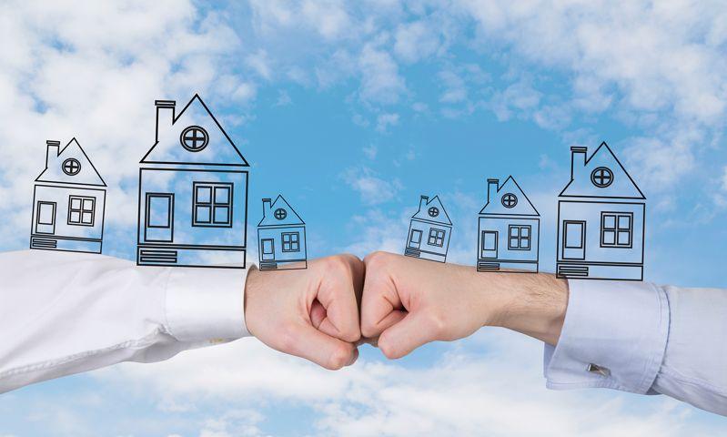 Раздел общей собственности наследников